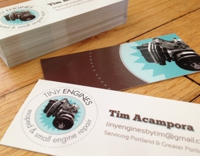 Tiny Engines by Tim