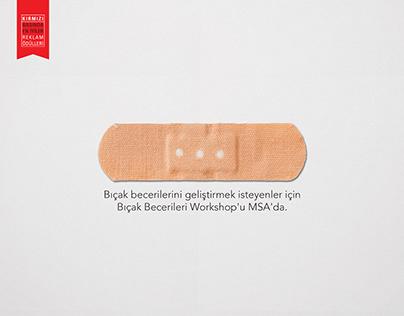 MSA Print Ad