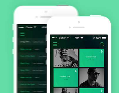 Cube of SpeedSounds - Music App