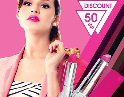Beauty Cosmetic Flyer Templates On Behance