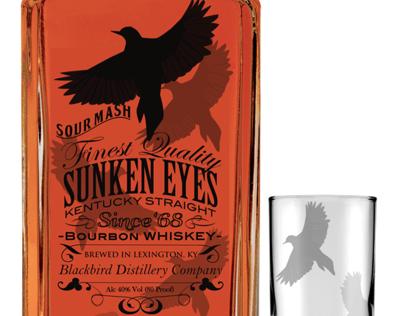Sunken Eyes Whiskey