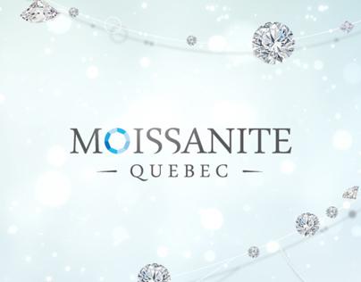 Moissanite Quebec - Branding | Website