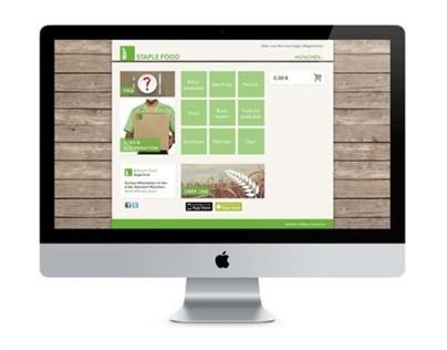 Staple Food - Online Supermarkt