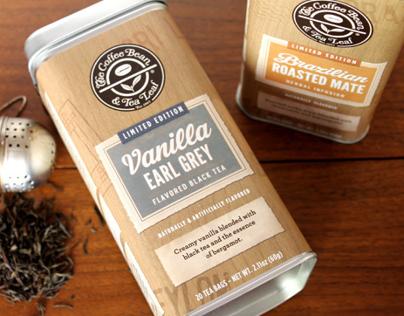 The Coffee Bean® All Natural Teas –Amazon Exclusive