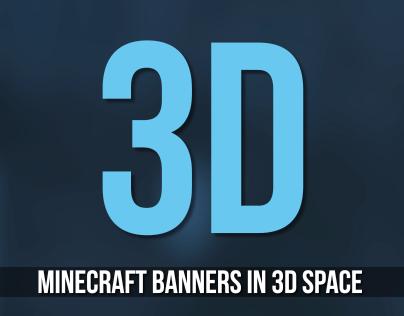 MC Banners (3D)