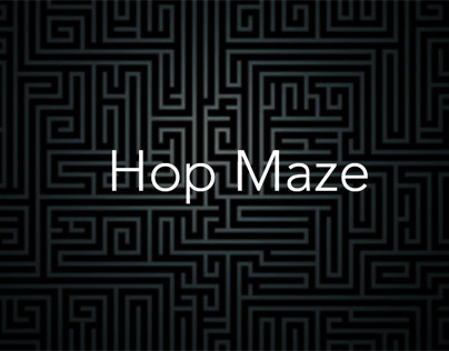 Hop Maze: Android Maze Game