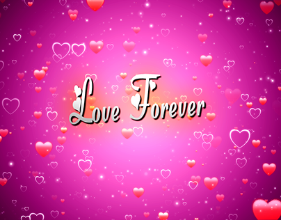 Love Forever Free After Effects Template