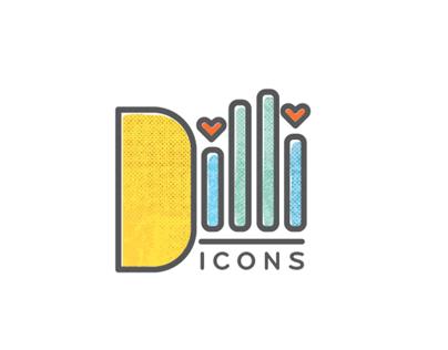 Icons for Delhi