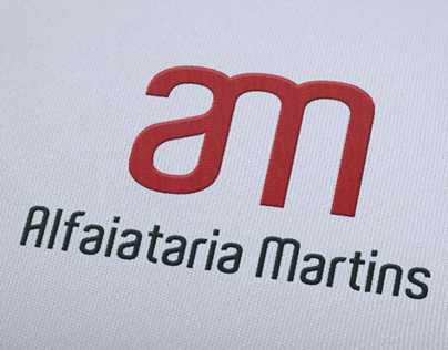 Alfaiataria Martins Identity