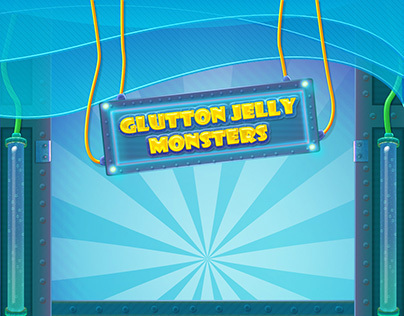 Glutton Jelly Monster