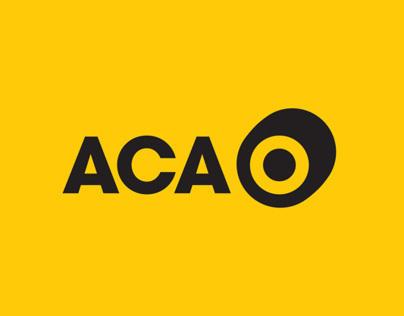 Automóvil Club Argentino - ACA - Diseño de Identiad