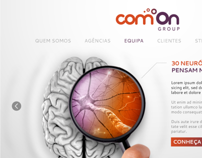 ComOn Group - Website
