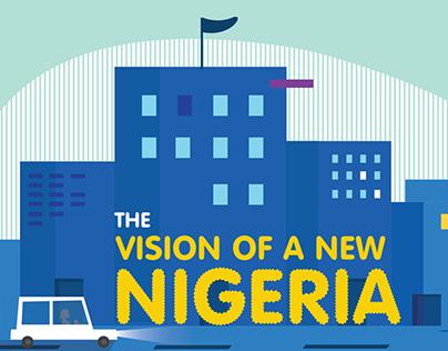 CREATE NAIJA - Nigeria Rebranding Project