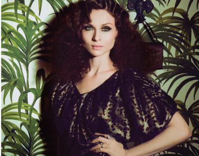 Sophie Ellis Bextor for Fault Magazine