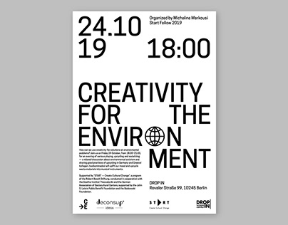 Creativity for the Environment