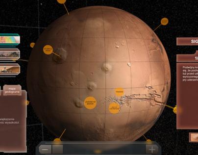 Interactive Mars