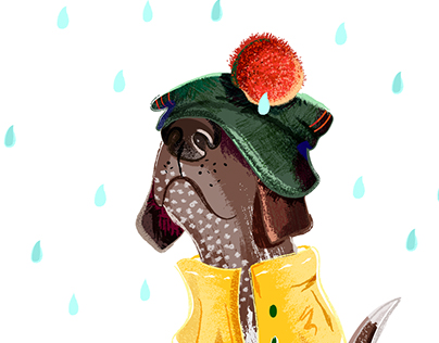 Rainy days!