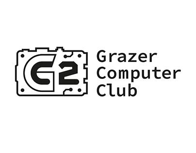 Logodesign für den Grazer Computer Club e.V. 2018