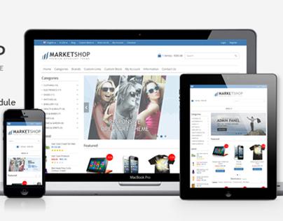 Marketshop Multipurpose-Premium OpenCart Theme