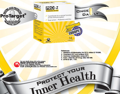Pro-Z (Probiotics & Zinc)