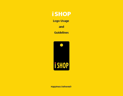 iSHOP Visual Identity