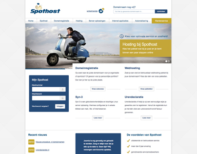 Spothost.nl - Webhosting