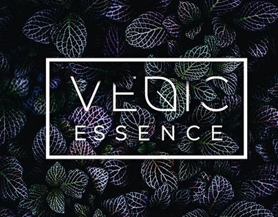 Vedic Essence soap packaging