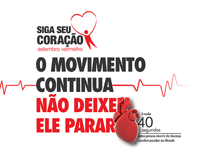 Campanha Siga Seu Coração 2018