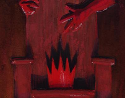 Macbeth Mock Poster