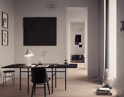 Danish Office Concept