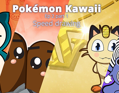 Pokémon kawaii drawings