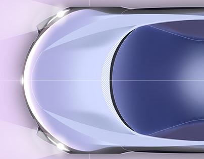 Infiniti E-Sedan