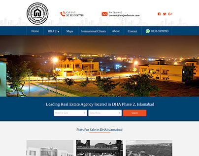 Real Estate Management Portal
