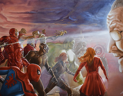 Marvel, 2019 (Sold)