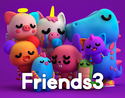 Tadd's Friends 3