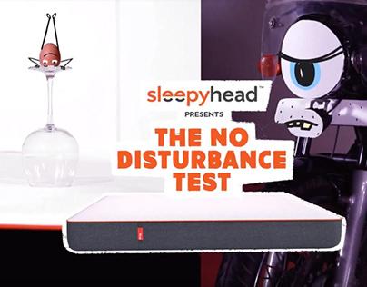 No Disturbance Test, Sleepyhead