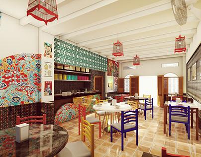 Kamcheng - Baba Nyonya Boutique Hotel