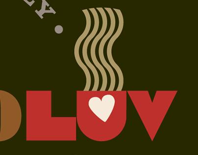 EspressoLuv brand identity