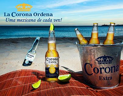 CORONA EXTRA // LA CORONA ORDENA