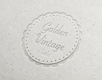 GoldenVintage Logo