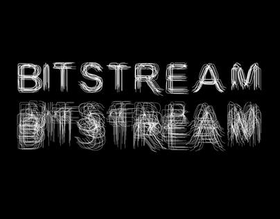Generative Font Bitstream