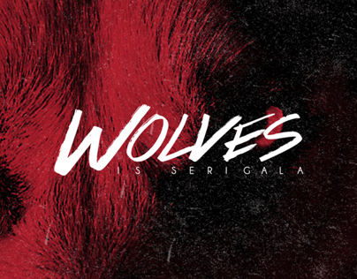 Wolves is Serigala