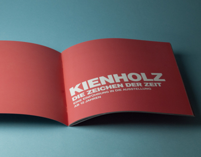 Schirn Kunsthalle (Kienholz Supplementary Booklet)