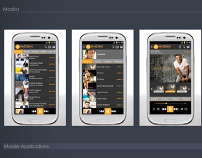 Orascom Mazika app