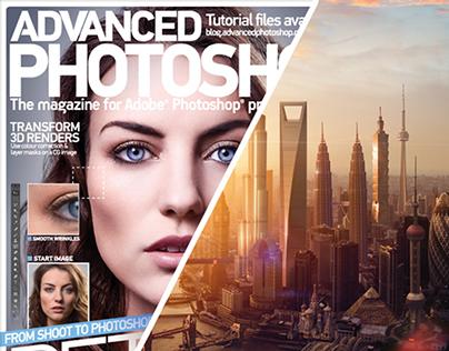 Fly Emirates   Advanced Photoshop® Issue 121