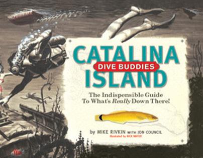 Catalina Dive Buddies Book Illustration Project