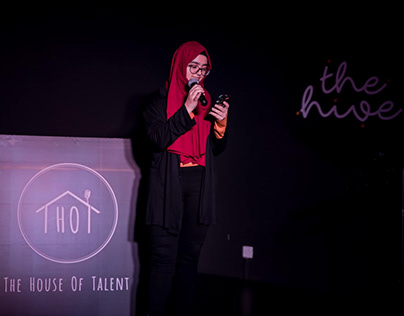 The House Of Talent Open Mic