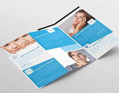 Folleto - Brochure Medicina Estética
