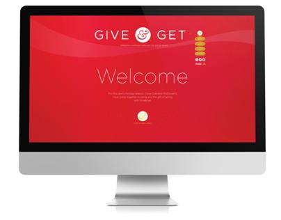 Coca-Cola - Give&Get