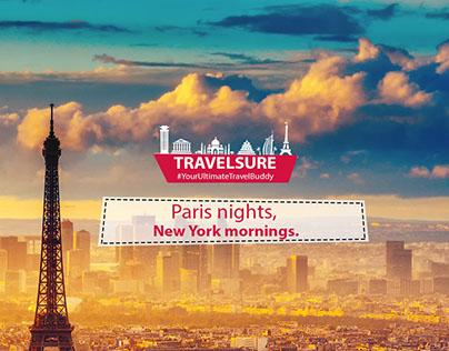 TravelSure Campaign.
